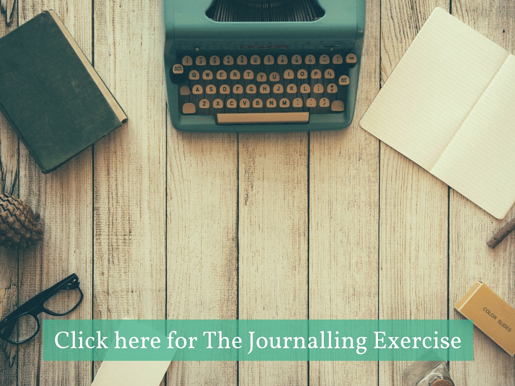 Click here for the Journalling Exercise