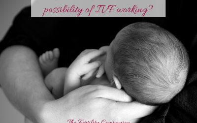 What if IVF DOES work?