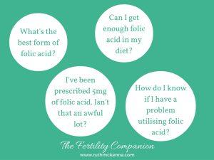 Confused about Folic Acid?