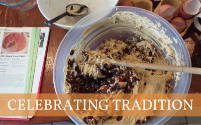 Celebrating Tradition